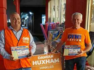 Hervey Bay's One Nation candidate contesting fourth election