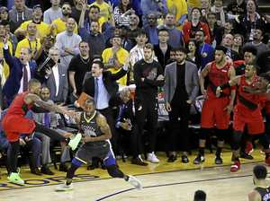 Golden State take 2-0 lead in NBA Western Conference finals