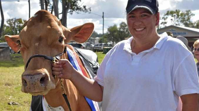 GOBSMACKED: Guernsey farmer breaks 61yr drought at Show