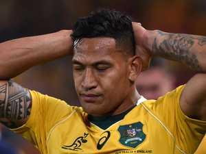Sacked: Rugby Australia tears up Folau contract