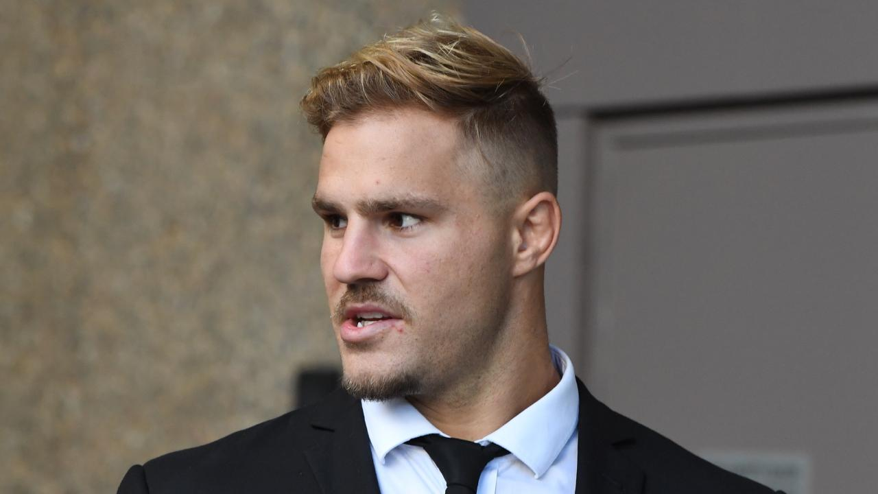 Jack de Belin has been barred from an NRL return. Picture: Peter Rae