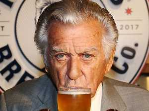 Bob Hawke's iconic drinking moments