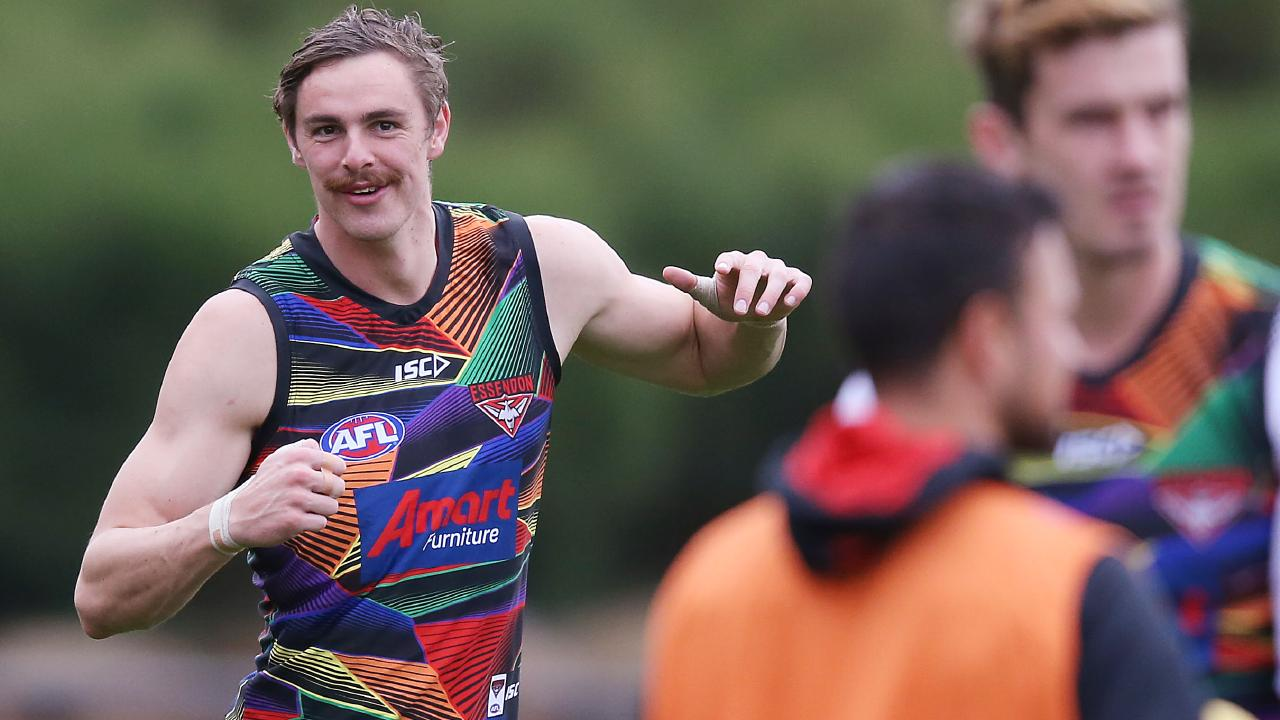 Joe Daniher is a welcome return for the Bombers. Pic: Getty Images