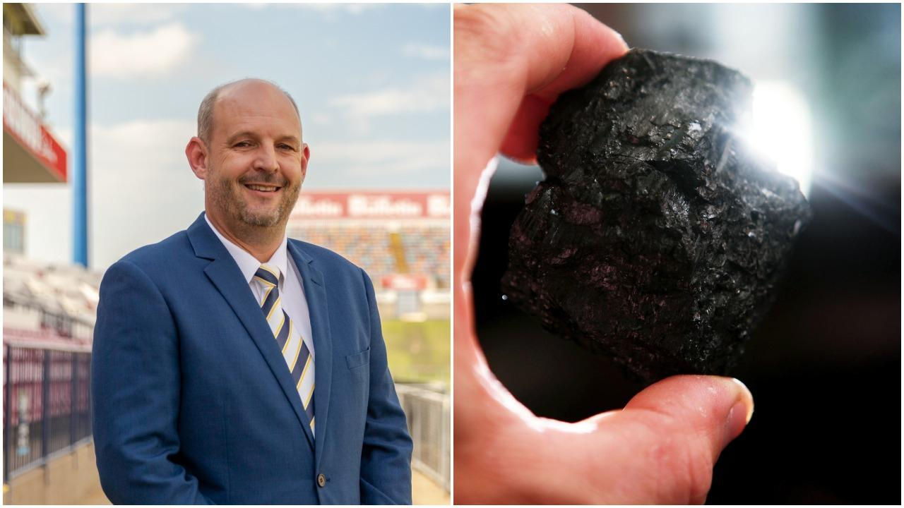 Cowboys CEO Jeff Reibel said the move by the club to support mining was about jobs and economic prosperity for North Queensland.