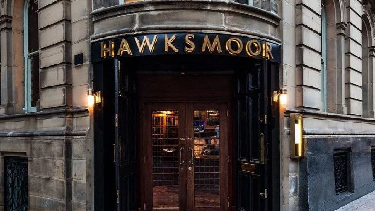 The blunder took place at Manchester's Hawksmoor steakhouse.