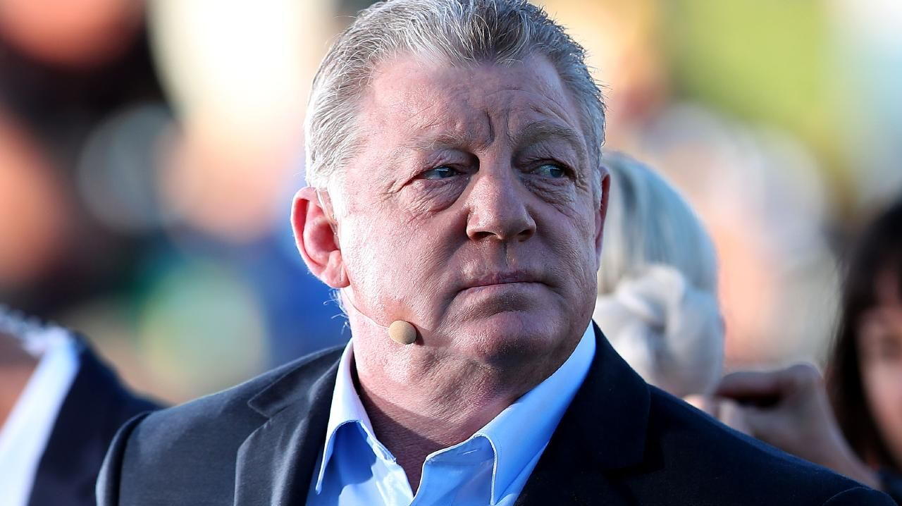 Phil Gould was deeply affected by Bob Hawke's death.