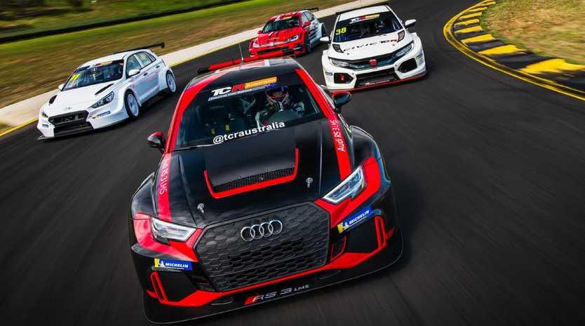 TCR Australia presents an alternative to Supercars racing.