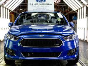Ford Australian factories given lifeline