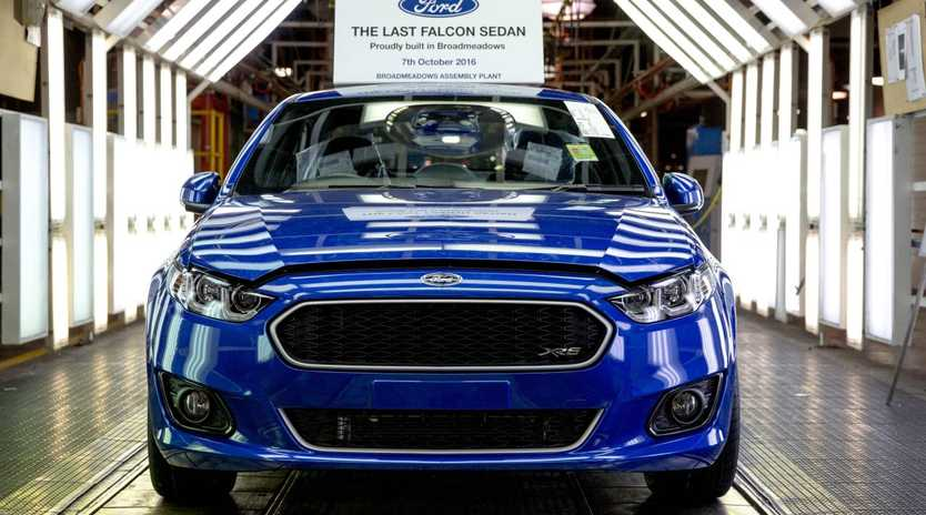 Ford has found a buyer for two of its production facilities.