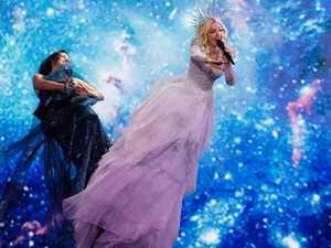 Australia should win Eurovision. Sadly, we won't