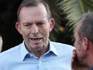 Abbott volunteer assaulted at school on poll eve