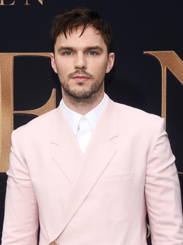 Nicholas Hoult. Picture: Amanda Edwards/Getty Images