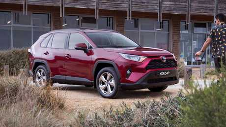 The RAV4 is one of Toyota's most impressive machines.