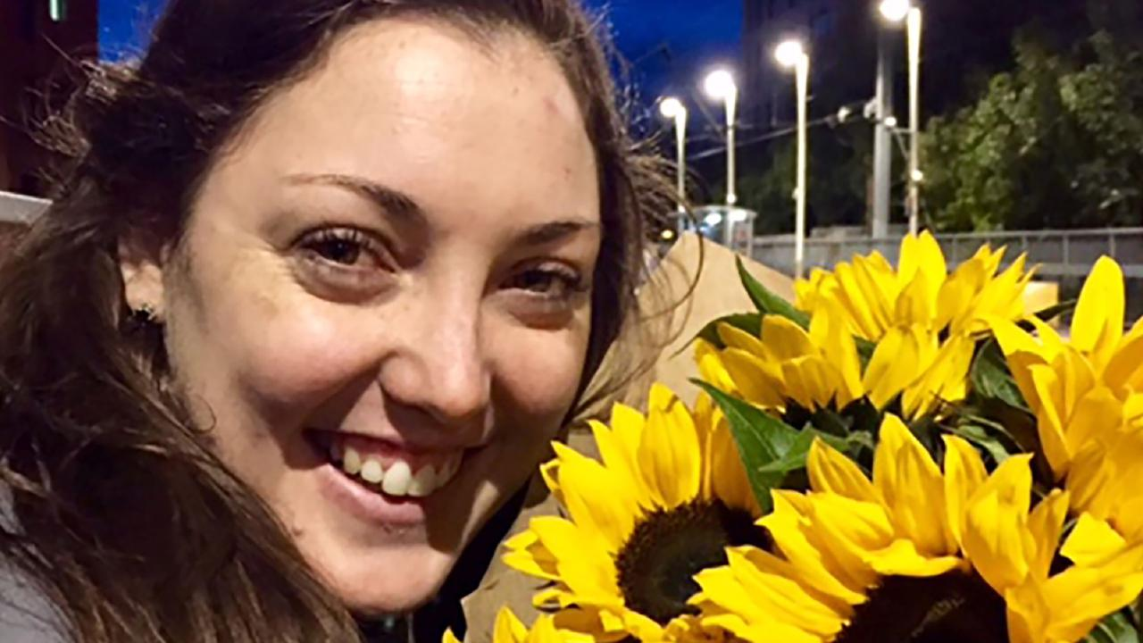 Nurse Kirsty Boden, 28, was killed in the London Bridge terror attack when she ran to help victims.