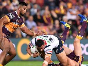 Broncos unearth 'a 10-year halfback'