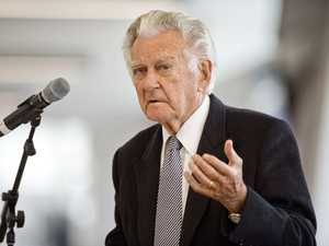 Toowoomba remembers 'visionary' prime minister Bob Hawke