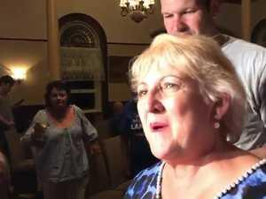 Michelle Landry declares Capricornia