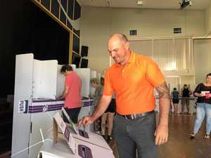 Wade Rothery upbeat about One Nation's election results