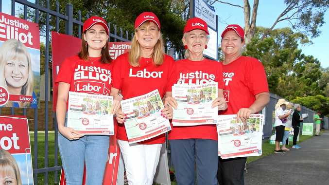 Elliot has her pick for Labor leader