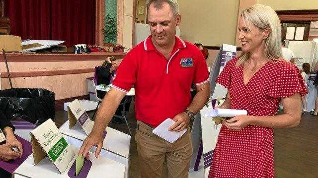 GOOD SPORT: Candidate's tribute to Wide Bay opponents