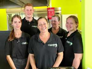 Long-awaited takeaway shop opens in Bucasia