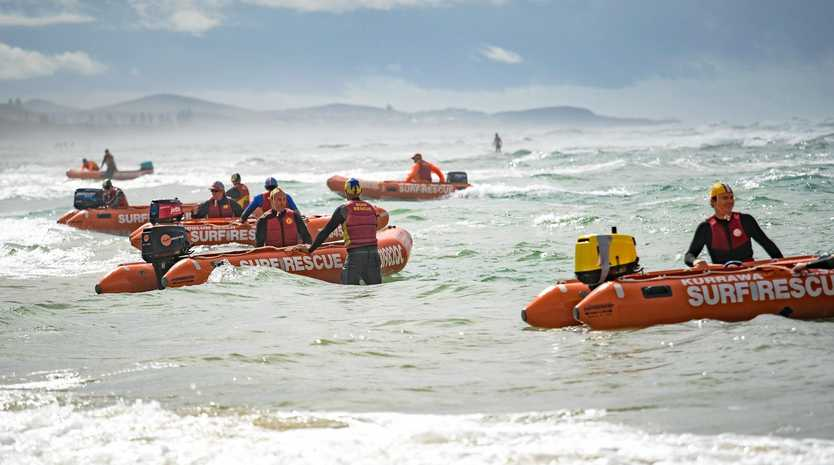 IRB ACTION: One of the nationally prominent sports coming to Gympie region next month.