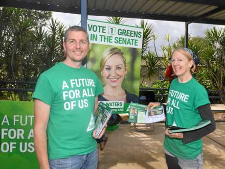 Gympie election -