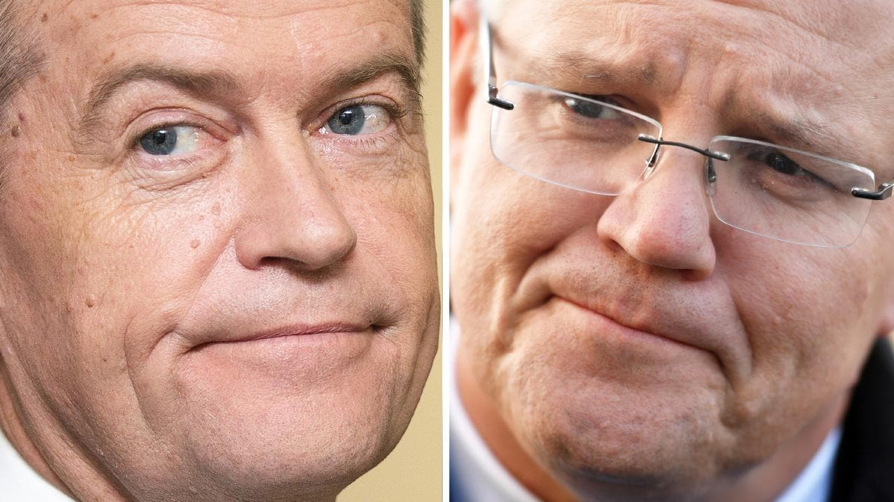 Will Bill Shorten or Scott Morrison be our next prime minister? Picture: Mick Tsikas/Getty