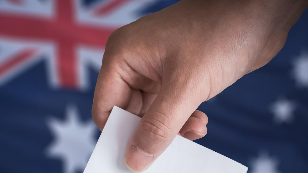 If you don't plan on voting today, you can expect a letter from the AEC asking why. Picture: iStock