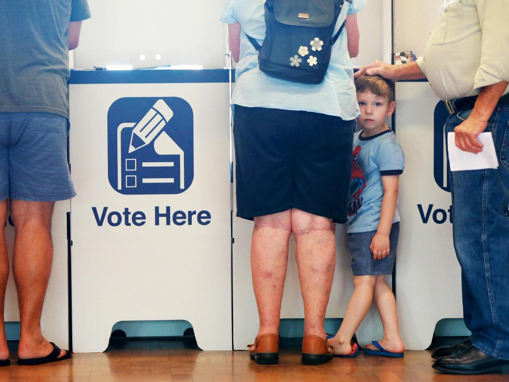 South Burnett residents will cast their vote for the 2019 federal election on Saturday.