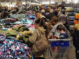 Shoppers torn as Aldi cancels sales event
