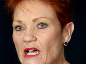 Pauline Hanson missing in action