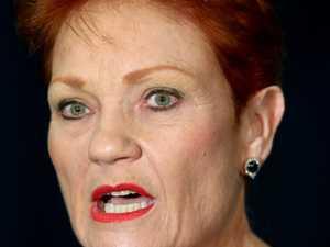 Pauline Hanson missing in action