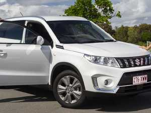 Vitara, the cheap and cheerful SUV