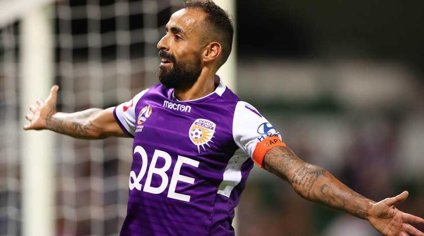 Can Sydney FC stop the talents of Diego Castro?