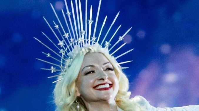 Aussie star set to shine at Eurovision