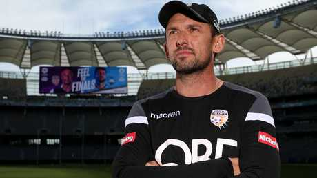 Tony Popovic can't wait for his side to play in front of a capacity crowd at home.