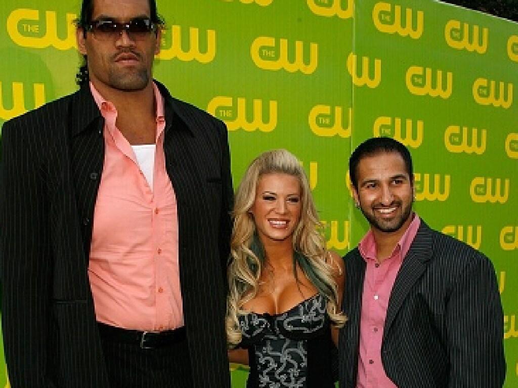TV personalities Dalip