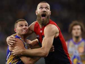 Eagle criticised by his coach for push on winded Gawn