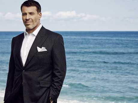 Tony Robbins has rejected all claims against him. Picture: Netflix