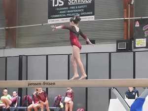 Gladstone Gymnastics Video 4