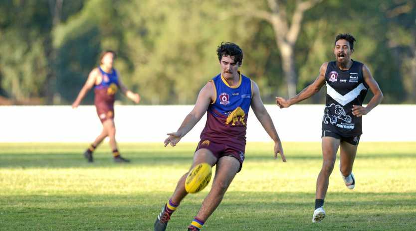 AFL Capricornia: Glenmore's Jacob Redsell