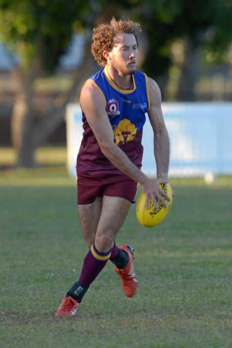 AFL Capricornia: Glenmore's David Davis