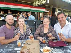 Photo Gallery Jayco Mackay Italian street party 2019