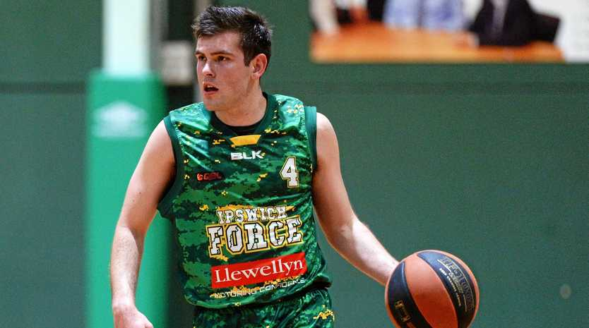Ipswich Force captain Jason Ralph produced a special effort on his team's latest QBL road trip.