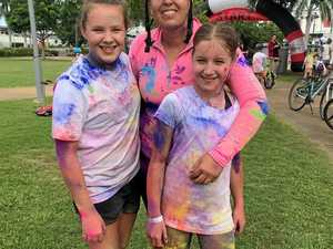 Mackay Kids Colour Ride 2019