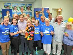 LNP EXTENDS HOLD: Massive swings to Wide Bay, Hinkler
