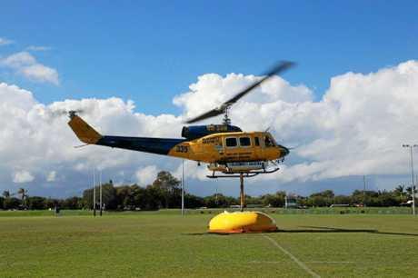 FAMILY FUN: The Emergency Services Expo at Sunshine Coast Stadium had something for everyone on Sunday.