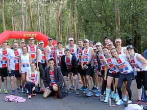 See photo gallery of many Pentath runners at Killarney today