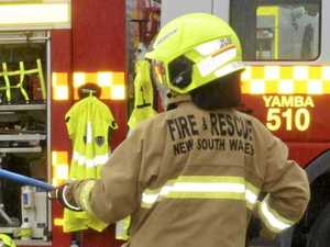 Yamba crew to the rescue after kitchen fire